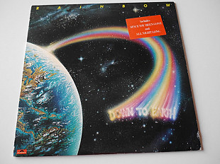 "Rainbow ""Down To Earth"" (England) 1st Press EX+"