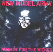 New Model Army ‎– No Rest For The Wicked