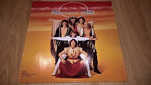 Dschinghis Khan (Dschinghis Khan) 1979. (LP). 12. Vinyl. Пластинка. Germany. Club Edition. Rare.