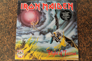 Iron Maiden - Flight Of Icarus - The Trooper, 1990, England