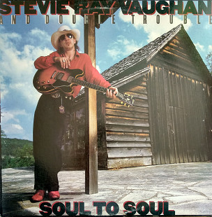Stevie Ray Vaughen_Soul To Soul (Promo)