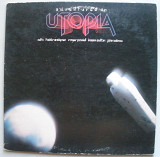 "Utopia ""Adventures In Utopia"" - LP."