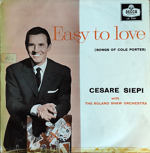 Cesare Siepi With The Roland Shaw Orchestra - Easy To Love (Songs Of Cole Porter)