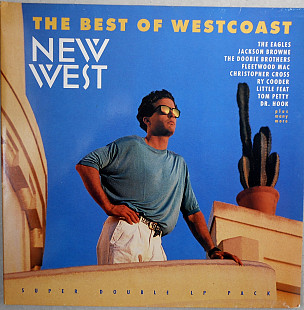 Various ‎– New West (The Best Of Westcoast) 2 LP