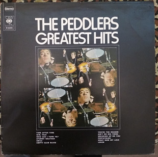 Пластинка The Peddlers ‎– Greatest Hits (1972, CBS S 53206, Holland)