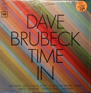 Dave Brubeck ‎– Time In