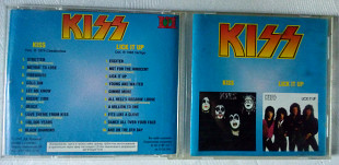 Kiss - Kiss / Lick It Up 1999