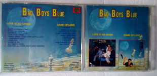 Bad Boys Blue - Love Is No Crime / Game of Love 1999