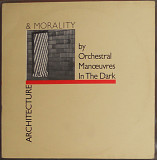 Orchestral Manoeuvres In The Dark ‎– Architecture & Morality (1981)(Dindisc ‎– DID12, Dindisc ‎– Did