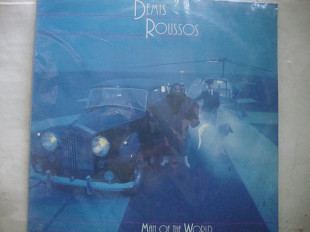 DEMIS ROUSSOS MAN OF THE WORLD FRANCE
