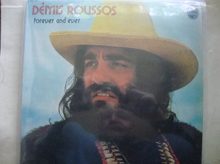 DEMIS ROUSSOS FOREVER AND EVER ENGLAND