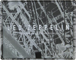 Complete Studio Recordings [Box] by Led Zeppelin (CD, Sep-1993, 10 Discs, Atlantic (Label))