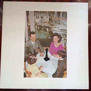 "LED ZEPPELIN - ""Presence"" LP England original"