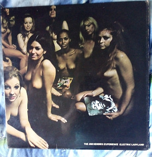 "The Jimi Hendrix Experience ‎ ""Electric Ladyland"" 2 LP England"
