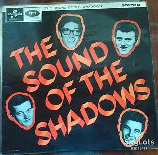 The Shadows ‎– The Sound Of The Shadows LP England