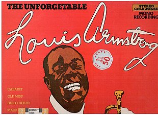 Louis Armstrong - The Unforgettable UK LP