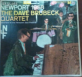 "The Dave Brubeck Quartet ‎– Newport 1958 LP USA Columbia ""6 eyes"""
