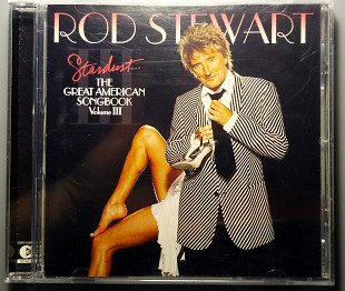 Rod Stewart ‎– Stardust... The Great American Songbook Volume III