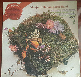 "Manfred Mann's Earth Band ""The Good Earth"" LP USA"