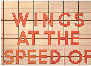 "Wings ‎""Wings At The Speed Of Sound"" LP UK"