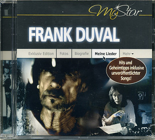 Frank Duval - My Star (CD 2017)