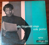 Ella Fitzgerald ‎– Ella Fitzgerald Sings The Cole Porter Songbook 2LP USA 1 press