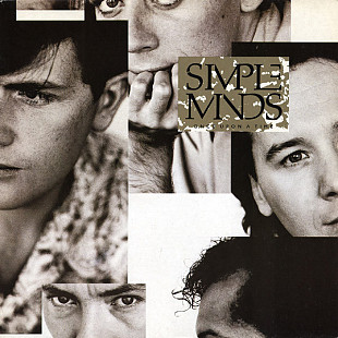 "Simple Minds ‎ ""Once Upon A Time"" - 1985 - 1st UK press."