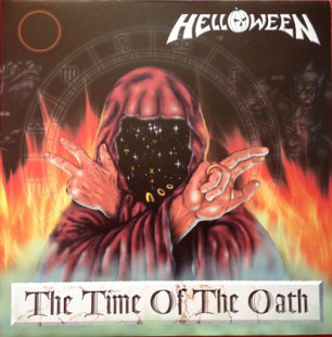 Helloween (The Time Of The Oath) 1996. (LP). 12. Vinyl. Пластинка. S/S. Europe.