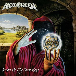 Helloween (Keeper Of The Seven Keys. Part I) 1987. (LP). 12. Vinyl. S/S. Europe.