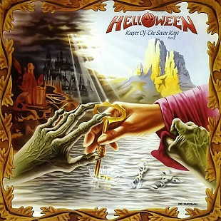 Helloween (Keeper Of The Seven Keys. Part II) 1988. (LP). 12. Vinyl. Пластинка. S/S. Europe.
