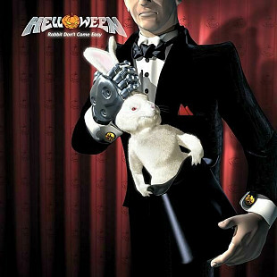 Helloween ‎(Rabbit Don't Come Easy) 2003. (2LP). 12. Vinyl. Пластинки. S/S. Europe.