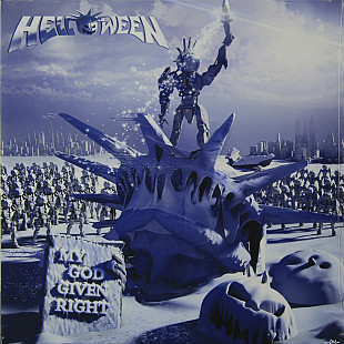 Helloween ‎(My God-Given Right) 2005. (2LP). 12. Vinyl. Пластинки. S/S. Europe.