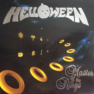 Helloween (Master Of The Rings) 1994. (LP). 12. Vinyl. Пластинка. S/S. Europe.