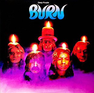 Deep Purple - BURN /30th Anniversary USA Edition/ ЗАПЕЧАТАН