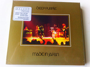 2xCD_Deep Purple - Made In Japan (EU Deluxe 1st Edition 19.05.2014)_ЗАПЕЧТ