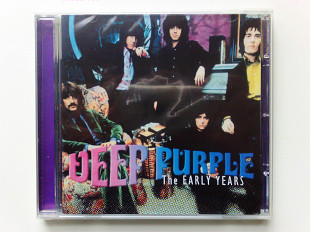 CD_Deep Purple 2004 - The Early Years_/ЗАПЕЧАТАН/
