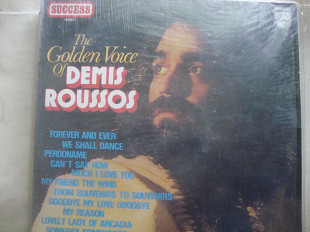 DEMIS ROUSSOS GOLDEN VOICE GERMANY