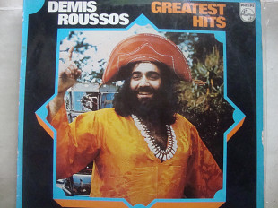 DEMIS ROUSSOS GOLDEN HITS GERMANY