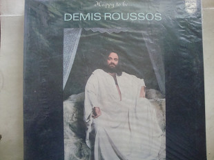 DEMIS ROUSSOS HAPPY TO BE ENGLAND