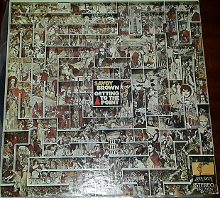 "Savoy Brown ""Getting to the point"" LP USA"