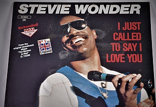 Пластинка Винил Stevie Wonder Стиви Уандер Motown Germany 1984