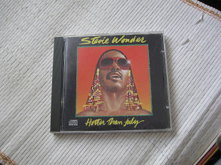 STEVIE WONDER / HOTTER THAN JULY / 1980