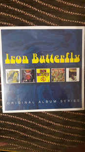 Cd Iron Butterfly original album series