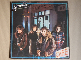 Smokie ‎– Midnight Café (RAK ‎– SRAK 520, UK) insert EX+/EX+