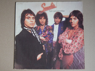 Smokie ‎– Bright Lights & Back Alleys (RAK ‎– 1C 064-99 584, Germany) insert EX+/EX+