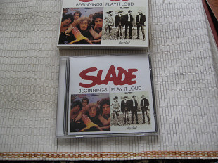 SLADE / BEEGINNINGS (1969) PLAY IT LOUUD (1970)-2006