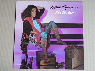 Donna Summer ‎– The Wanderer (Geffen Records ‎– U 99124, Italy) insert NM/NM-