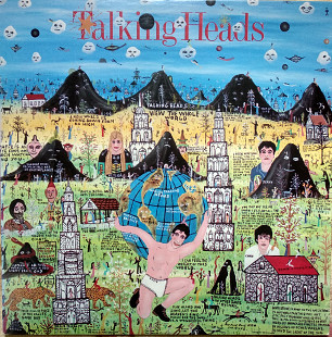 Talking Heads_Little Greatures