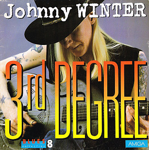 Johnny Winter – 3rd Degree (made in DDR Amiga 8 56 327)