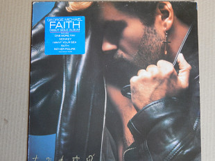 George Michael ‎– Faith (Epic ‎– EPC 460000 1, Holland) 2 inserts EX+/NM-